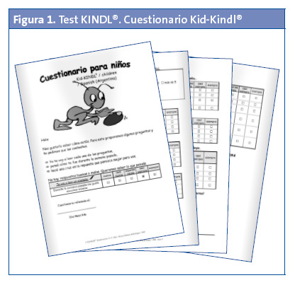Test KINDL®. Cuestionario Kid-Kindl®